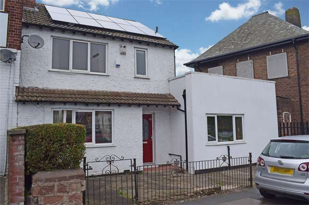 3 Bedrooms Semi Detached House for sale in East Prescot Road, Liverpool, Merseyside