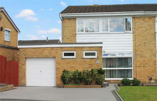 3 Bedrooms Semi Detached House for sale in Pulford Road, Stockton-on-Tees, Durham