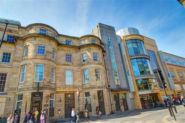 1 Bedroom Flat for sale in Falconars Apartments, Newcastle Upon Tyne, Tyne and Wear, UK