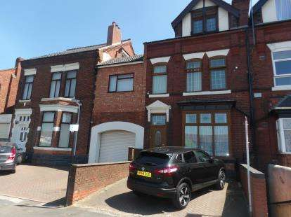 5 Bedrooms Semi Detached House for sale in Bearwood Road, Smethwick