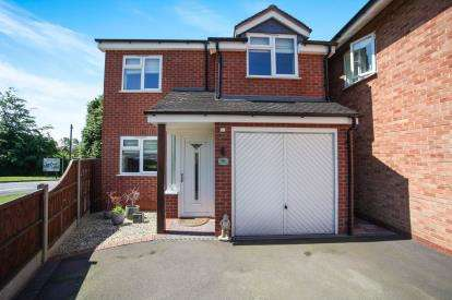 3 Bedrooms Detached House for sale in Colemeadow Road, Coleshill, Birmingham, Warwickshire