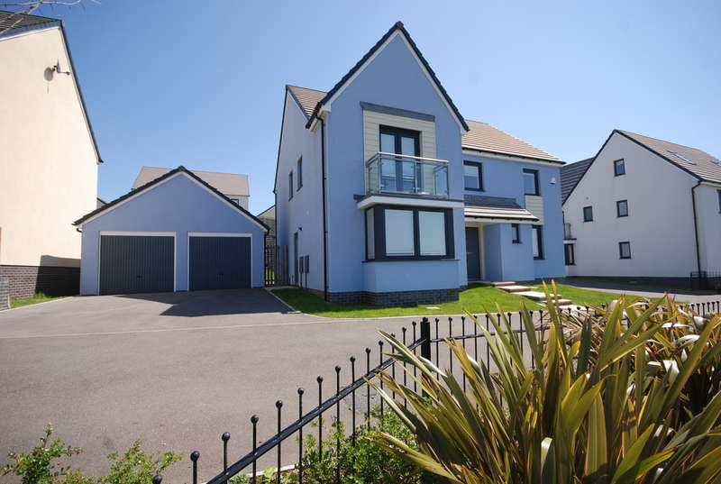 5 Bedrooms Detached House for sale in Channel View, Ogmore-By-Sea, Vale of Glamorgan, CF32 0QB