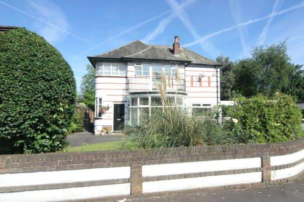 4 Bedrooms Detached House for sale in Delaunays Road, Sale