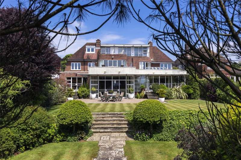 6 Bedrooms Detached House for sale in Dyke Close, Hove, East Sussex, BN3