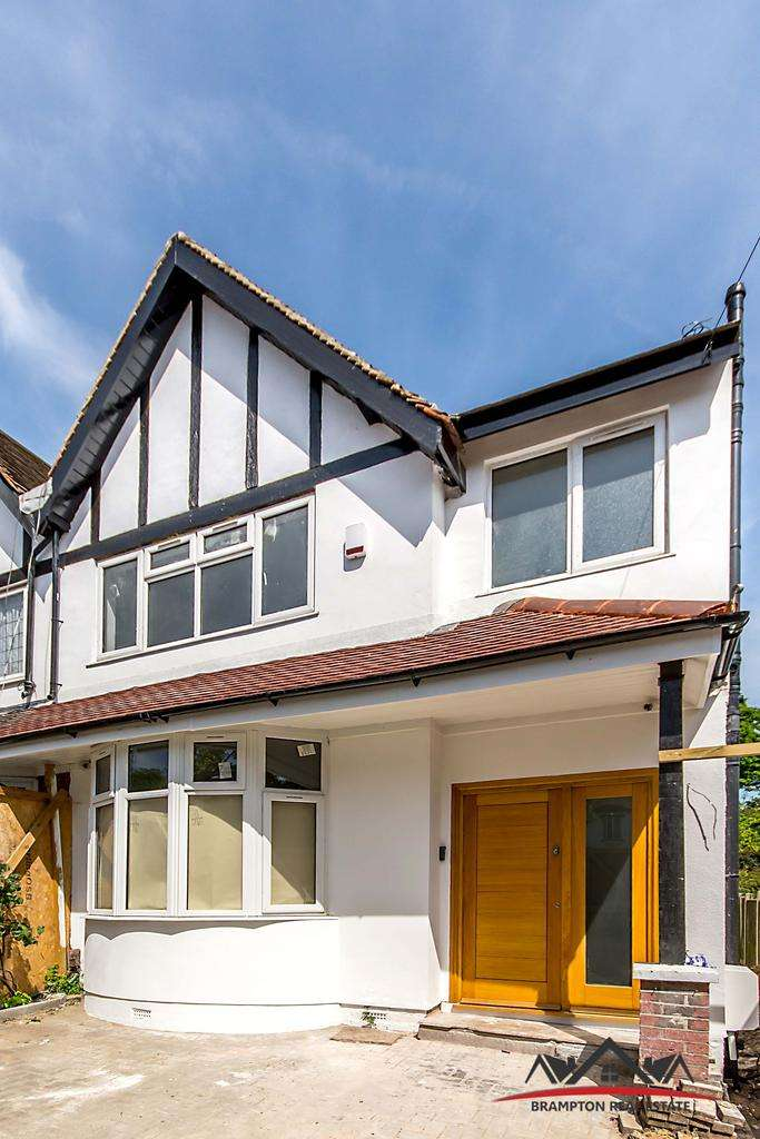 3 Bedrooms Duplex Flat for sale in Golders Rise, Hendon, London NW4