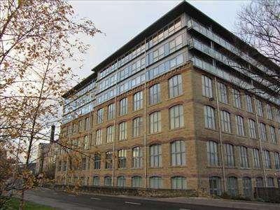 2 Bedrooms Apartment Flat for sale in Silk Mill, Dewsbury Road, ELLAND, HX5 9AR