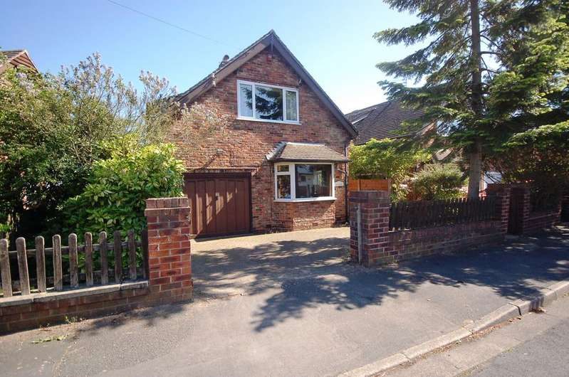 4 Bedrooms Detached House for sale in Greenway Road, Heald Green, Cheadle, Cheshire SK8