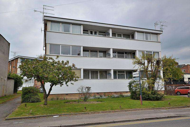 2 Bedrooms Apartment Flat for sale in Ivester Court, Wing Road, Linslade