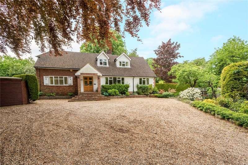 4 Bedrooms Detached House for sale in Burgh Heath Road, Epsom, Surrey, KT17
