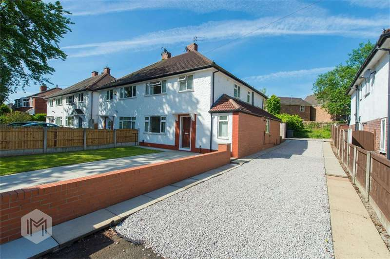 5 Bedrooms Semi Detached House for sale in 203 Old Clough Lane, Worsley, MANCHESTER