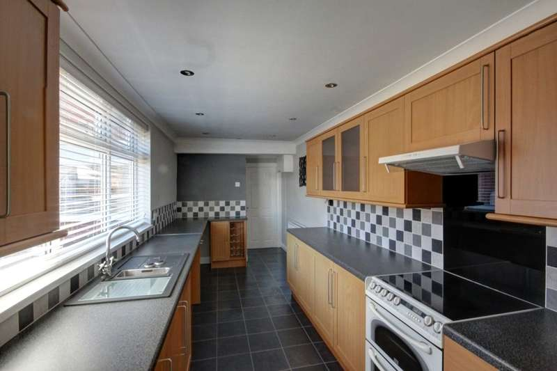 3 Bedrooms Property for sale in Station Avenue North, Fencehouses, Houghton Le Spring, DH4