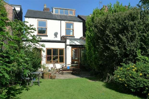 4 Bedrooms Detached House for sale in Oxford Road, Macclesfield, Cheshire