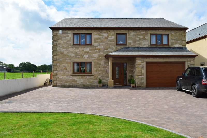 4 Bedrooms Detached House for sale in Embankdale House, Dearham, Maryport