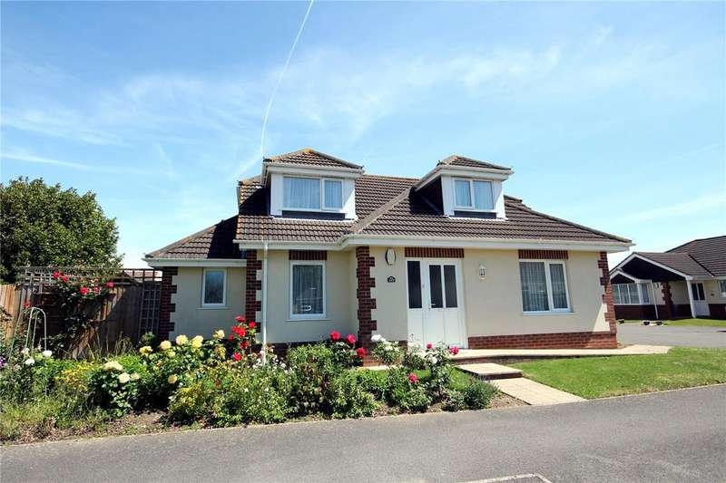 4 Bedrooms Detached House for sale in Durland Close, New Milton, Hampshire, BH25