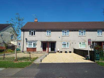 2 Bedrooms Maisonette Flat for sale in Orchard Avenue, Cheltenham, Gloucestershire