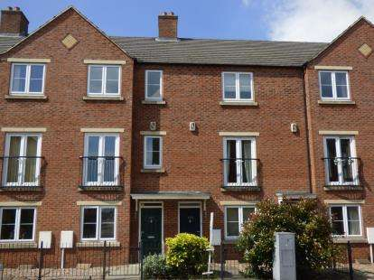 3 Bedrooms Terraced House for sale in Abington Avenue, Northampton, Northamptonshire, Northants