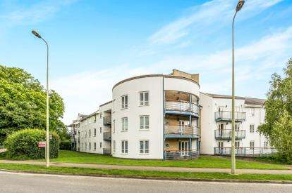 2 Bedrooms Flat for sale in Parkland Place, Wren Way, Bicester, Oxfordshire