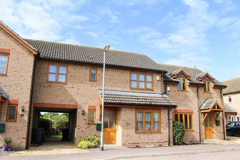 3 Bedrooms Semi Detached House for sale in St Marys View, Burwell