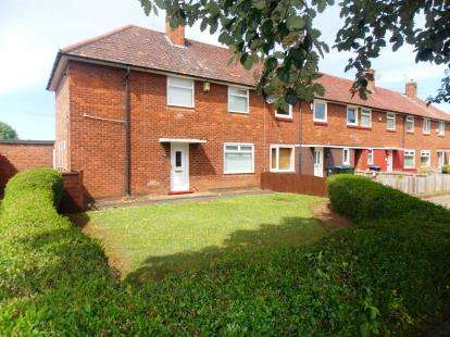 3 Bedrooms End Of Terrace House for sale in Hereford Close, Middlesbrough