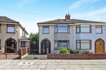 3 Bedrooms Semi Detached House for sale in Montgomery Road, Liverpool, Merseyside, England, L9