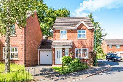 3 Bedrooms Link Detached House for sale in Oaklands, Northfield, Birmingham, West Midlands