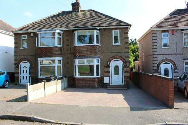 3 Bedrooms Semi Detached House for sale in Camp Hill Road, Nuneaton