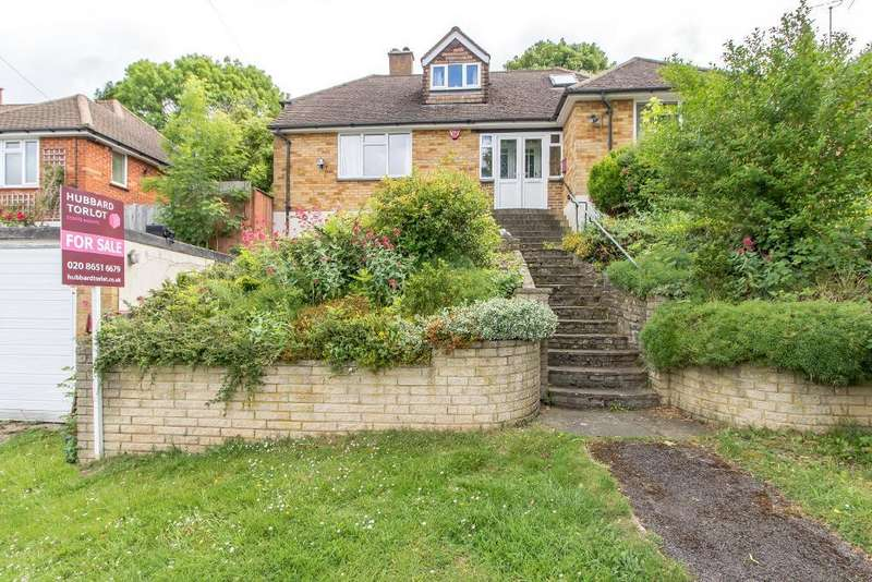 3 Bedrooms Detached House for sale in Highland Road, Purley, Surrey, CR8 2HS