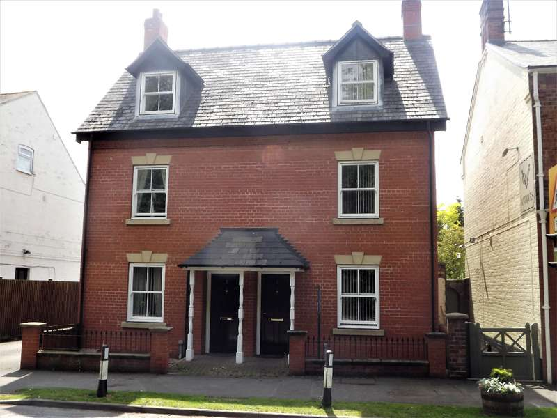 4 Bedrooms Semi Detached House for sale in Cheshire Court, Woodhall Spa, Lincolnshire