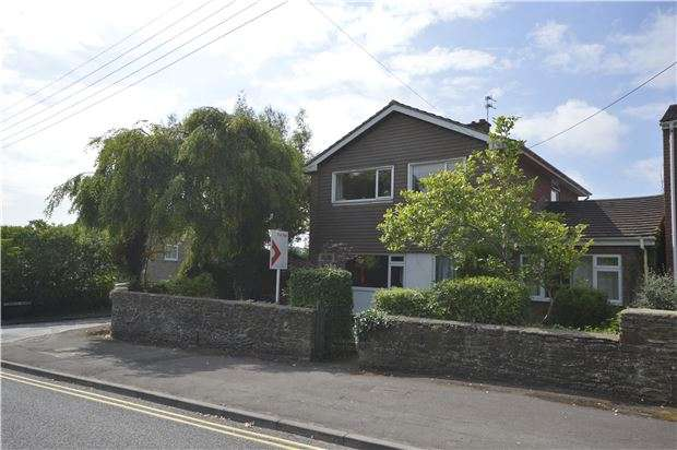 4 Bedrooms Detached House for sale in Down Road, Winterbourne Down, BRISTOL, BS36 1BZ