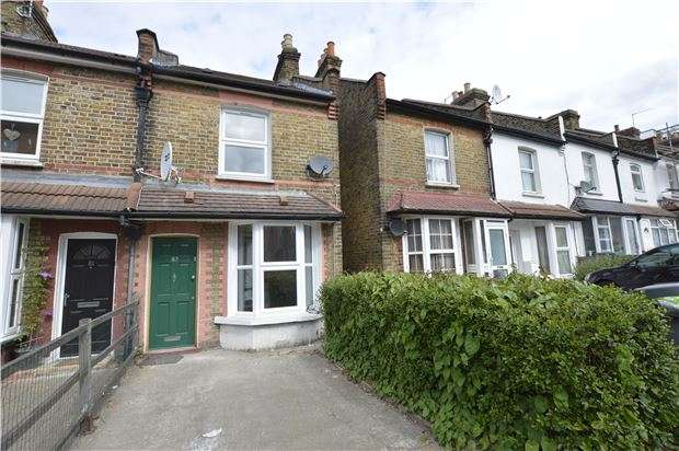 3 Bedrooms End Of Terrace House for sale in Colindale Avenue, COLINDALE, NW9 5HB