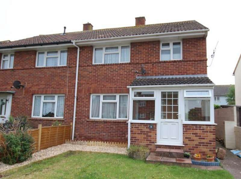 3 Bedrooms Semi Detached House for sale in Wouldham Road, Watchet TA23