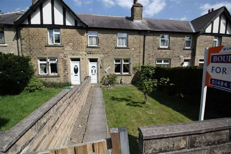 3 Bedrooms Terraced House for sale in Farfield Road, Almondbury, Huddersfield