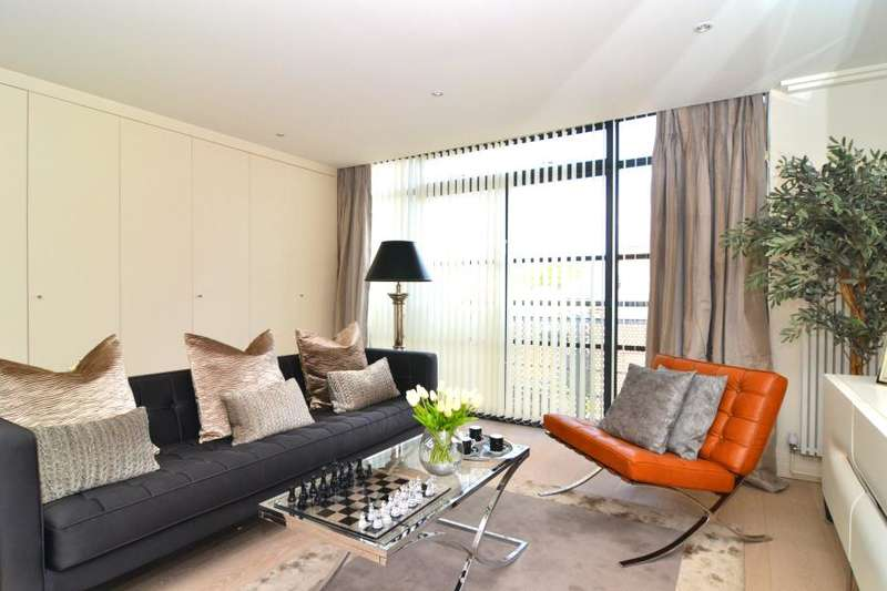 1 Bedroom Apartment Flat for sale in Point Wharf Lane, Brentford TW8