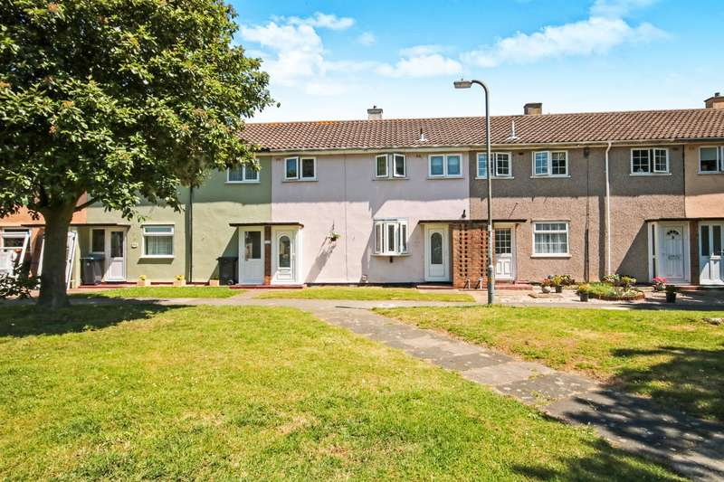 3 Bedrooms Terraced House for sale in Ryecroft, Harlow, CM19