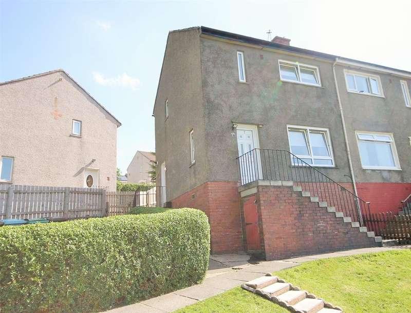 2 Bedrooms Semi Detached House for sale in Bankhead Avenue, Coatbridge