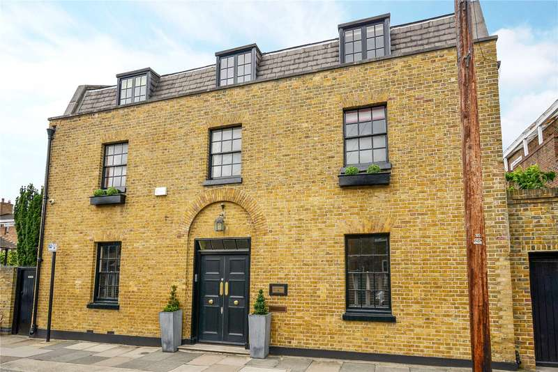 4 Bedrooms Detached House for sale in Roan Street, London, SE10