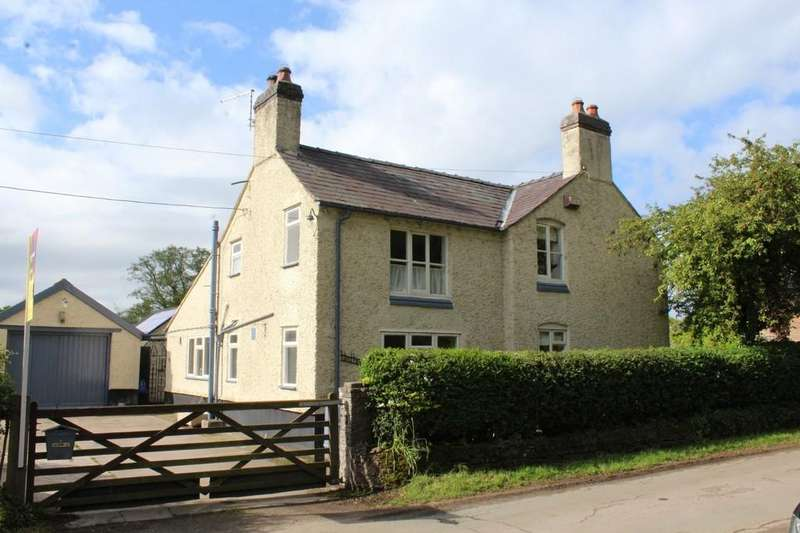 3 Bedrooms Cottage House for sale in Steel Heath, Whitchurch
