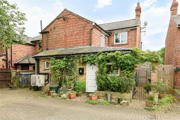 3 Bedrooms End Of Terrace House for sale in Templars Way, Sharnbrook