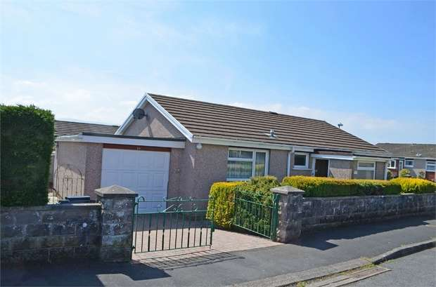 3 Bedrooms Detached Bungalow for sale in Parc Pendre, Brecon, Powys