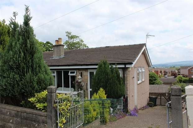 2 Bedrooms Semi Detached Bungalow for sale in Kingsway, Heysham, Morecambe, Lancashire