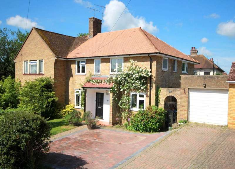 4 Bedrooms Semi Detached House for sale in 4 Bed Extended Semi Detached House, HP1