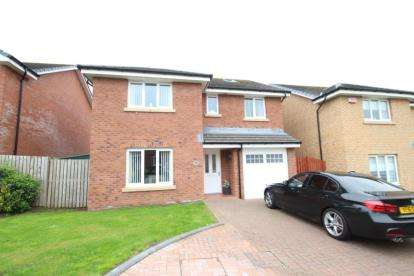 6 Bedrooms Detached House for sale in Garrett Avenue, Saltcoats, North Ayrshire