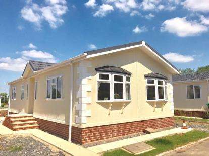2 Bedrooms Mobile Home for sale in Bridgwater, Somerset