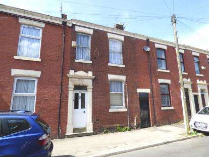 3 Bedrooms Terraced House for sale in Selborne Street, Frenchwood, Preston, Lancashire