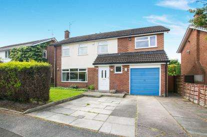 5 Bedrooms Detached House for sale in Hill Drive, Handforth, Wilmslow, Cheshire