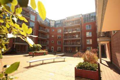 2 Bedrooms Flat for sale in Heritage Court, 15 Warstone Lane, Birmingham, West Midlands