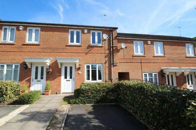2 Bedrooms Town House for sale in Clubhouse Close, Shaw OL2 8RE