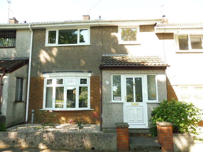 3 Bedrooms Link Detached House for sale in Windsor Road, Fairwater, Cwmbran