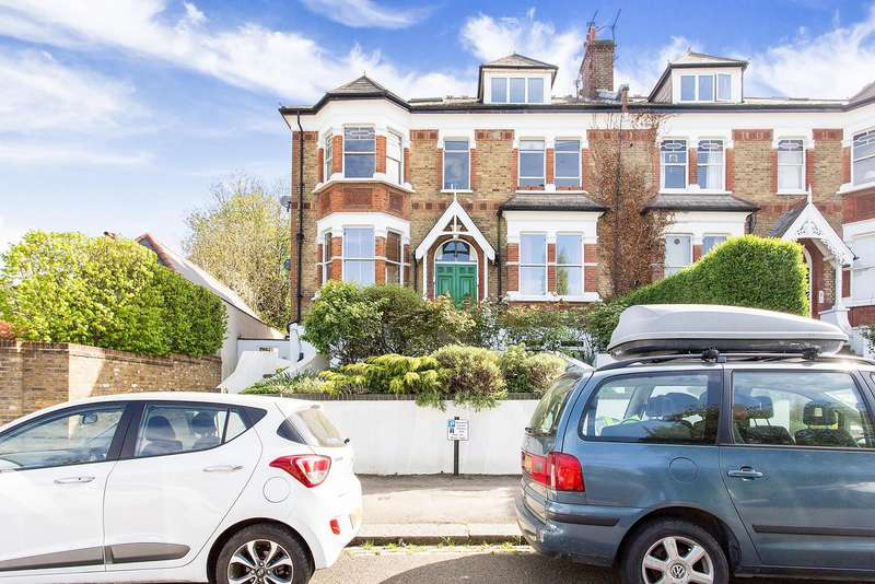 2 Bedrooms Flat for sale in Christchurch Road, Crouch End, London, N8