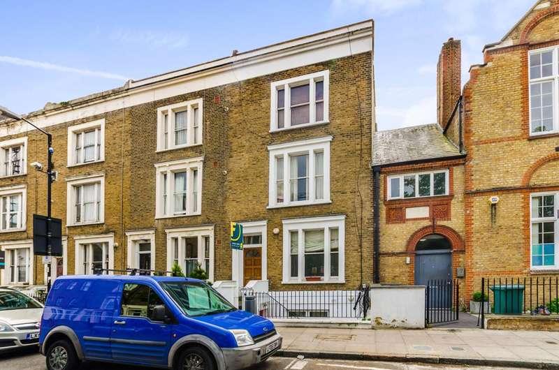 1 Bedroom Flat for sale in Marlborough Road, Upper Holloway, N19